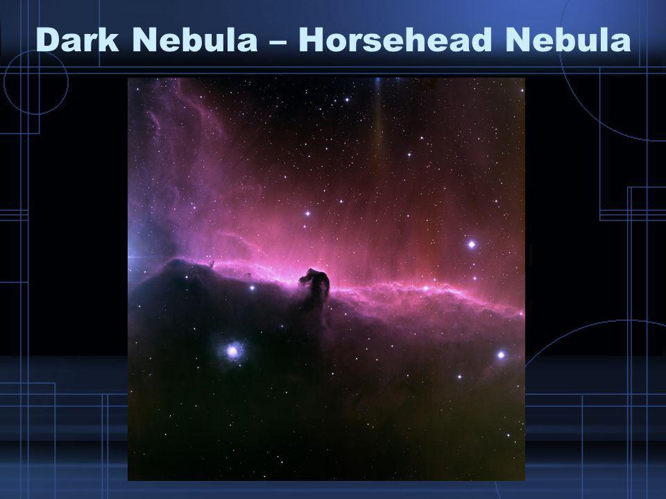 Dark Nebula – Horsehead Nebula