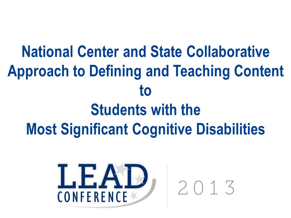 Community Ready: History & Context Active community access has been a goal for students with intellectual disabilities for many years (Brown et.