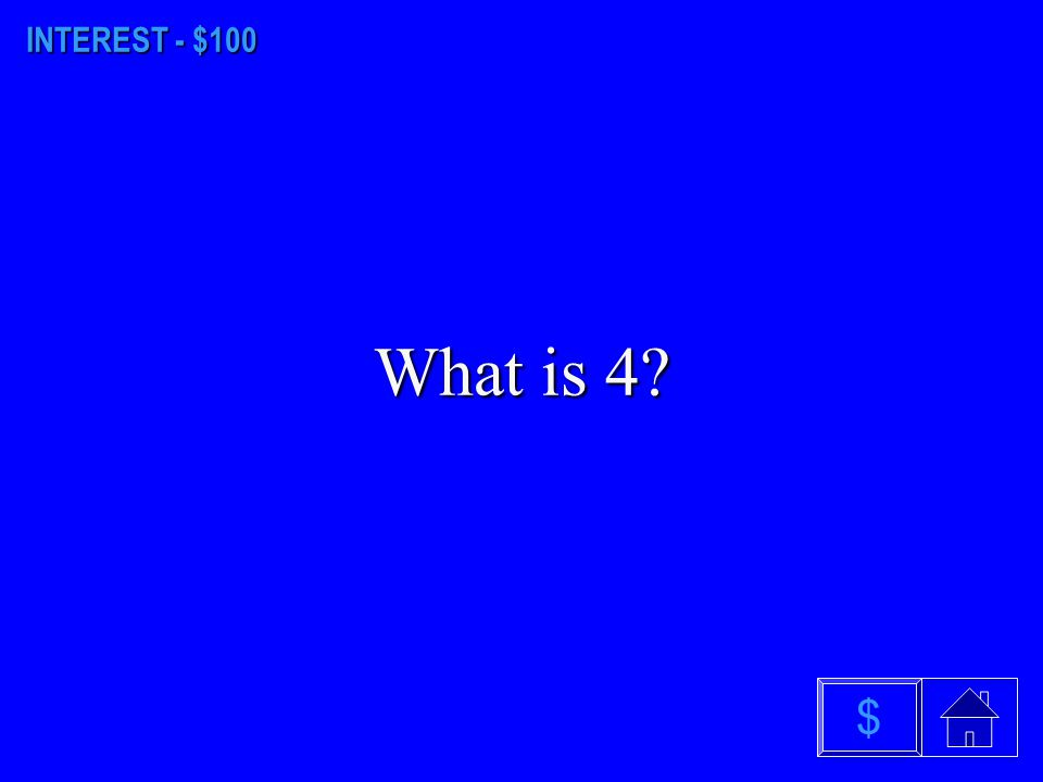 PERCENT OF CHANGE - $500 What is $151.64? $