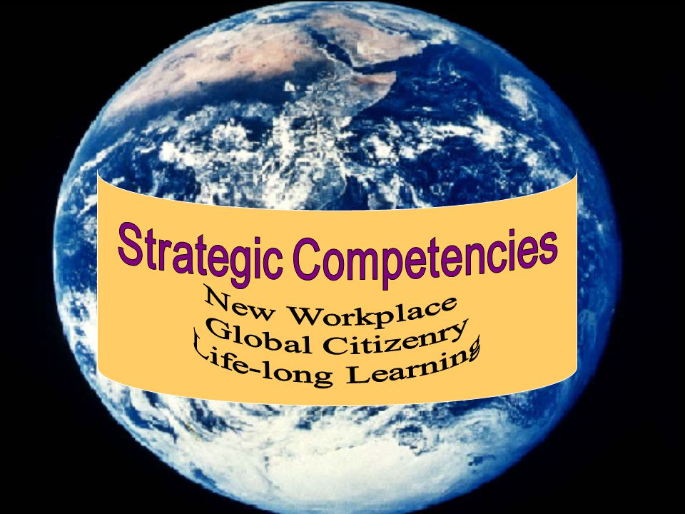 Strategic Competencies