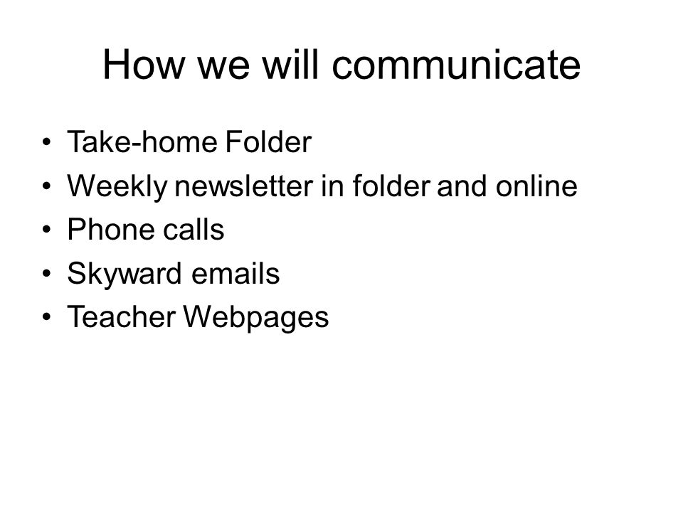 Teacher Webpages Let's take a look!!