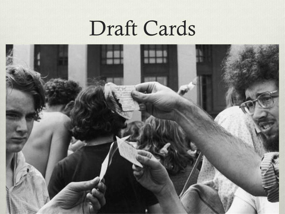 Draft Cards