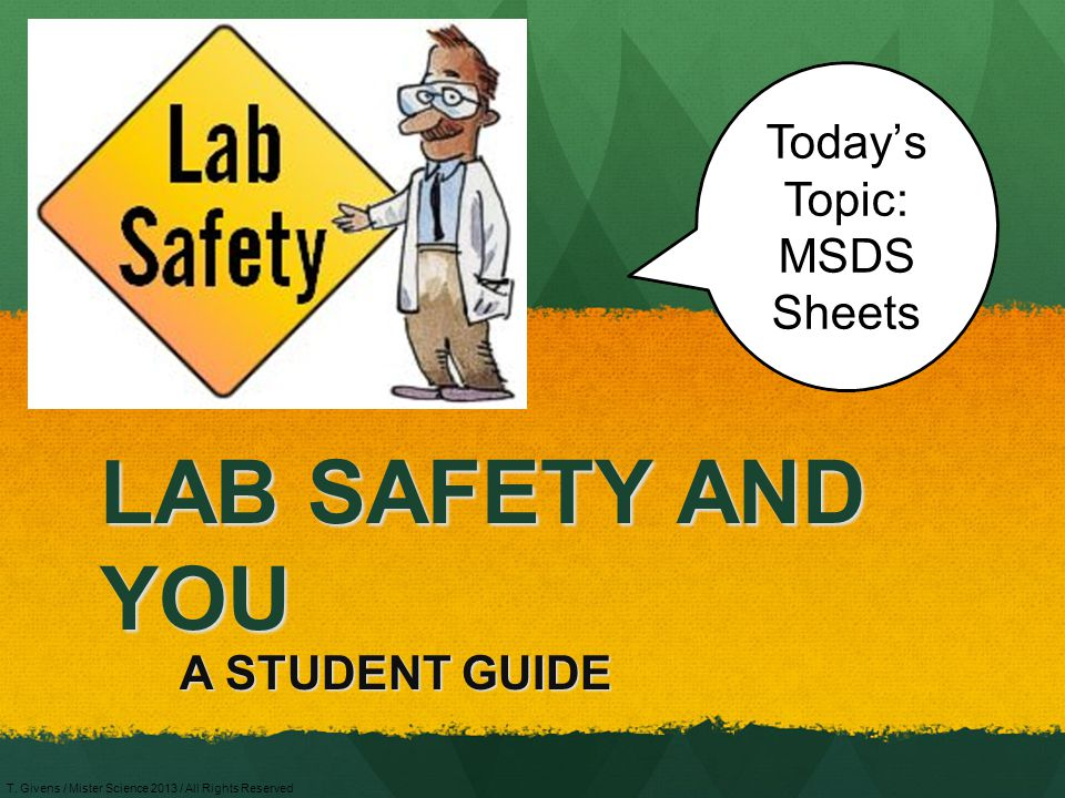 Science Safety Review https://www.youtube.com/watch?v=xJG0ir9nDtc https://www.youtube.com/watch?v=xJG0ir9nDtc https://www.youtube.com/watch?v=xJG0ir9n