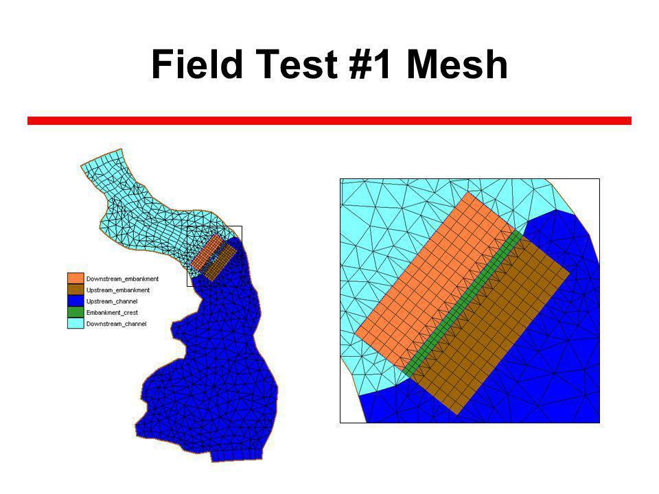 Field Test #1 Mesh