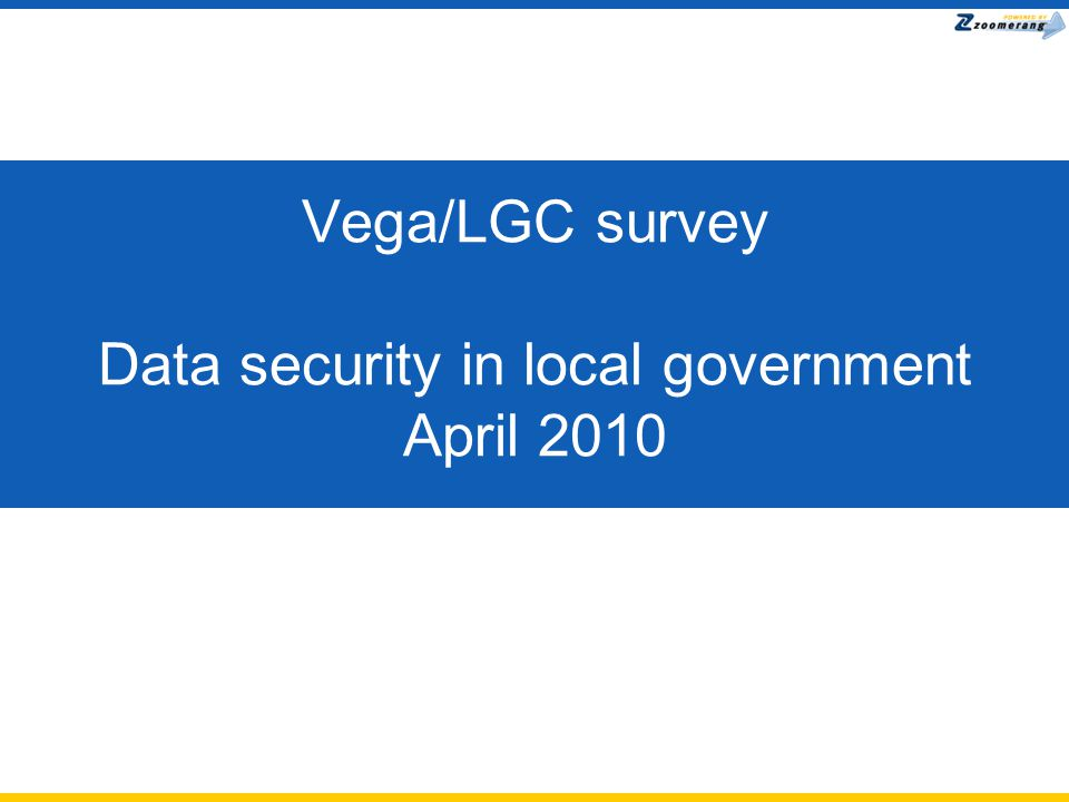 Information Assurance Survey: Please rate the following statements (1 = highest, 5 = lowest)