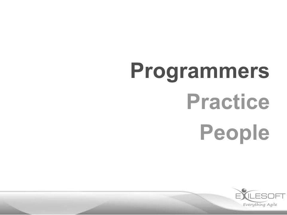 Programmers Practice People