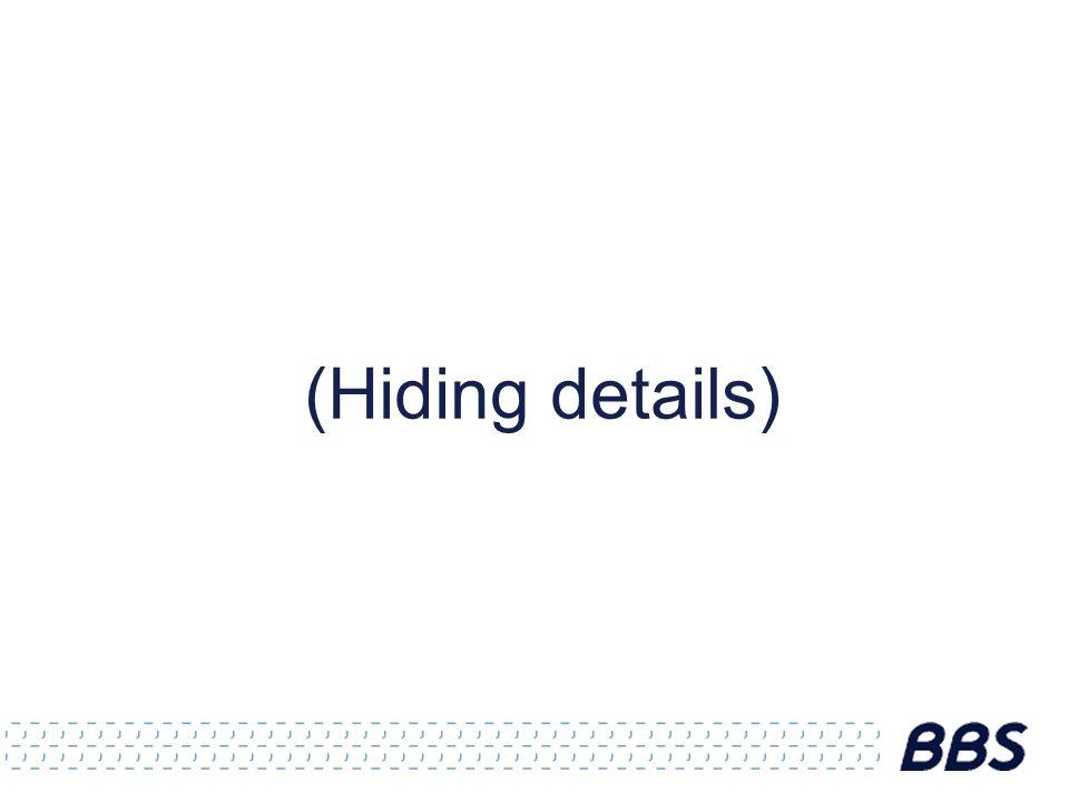 (Hiding details)
