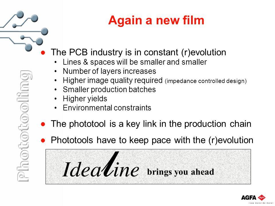Characteristics of the ideal phototool
