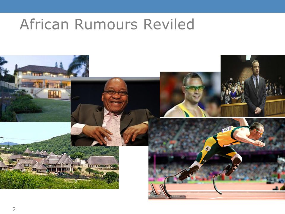 African Rumours Reviled 2