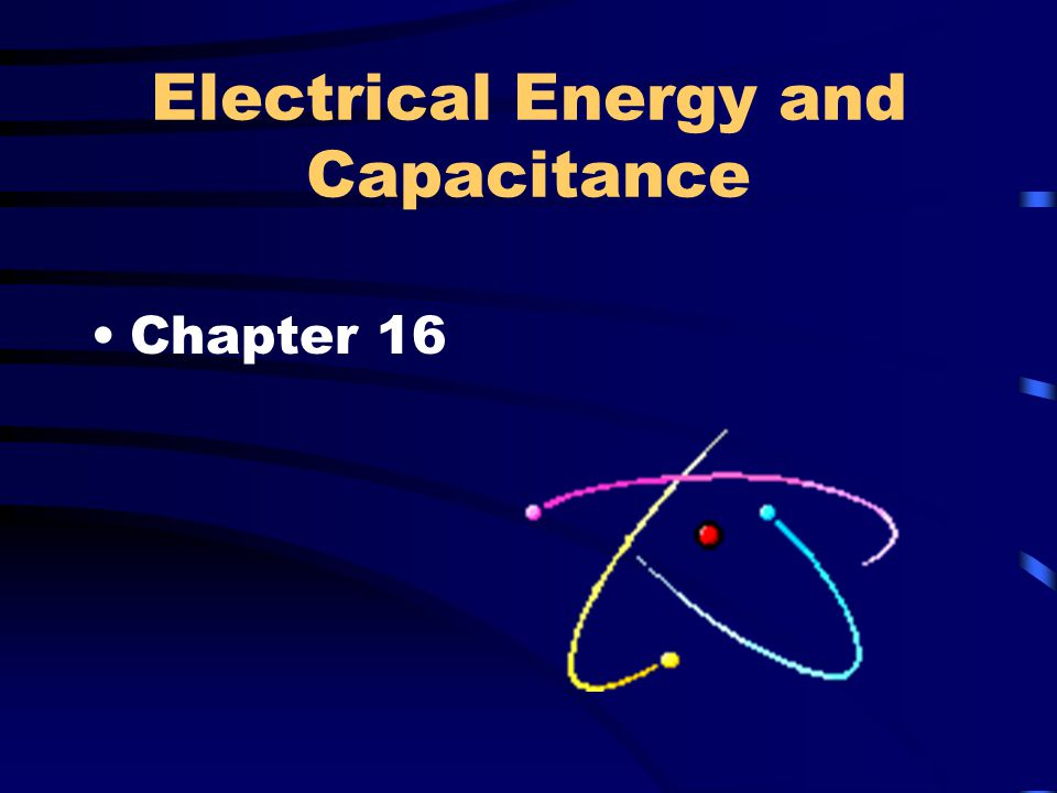 The energy stored in a capacitor is given by: E = 0.5 C  V 2