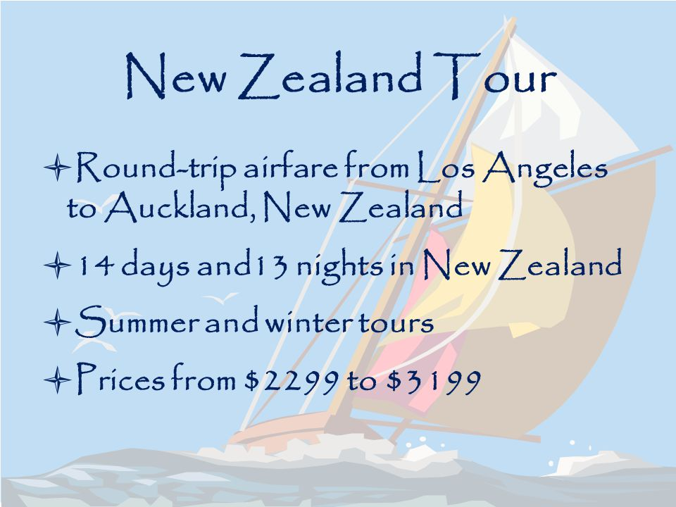 Accommodations Auckland—Moreland Hotel Queenstown—Regency Hotel Christchurch—Cornwall Plaza