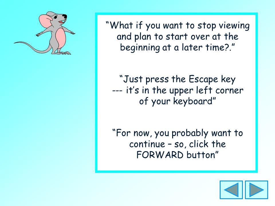 Module 3 Windows – Learn how to...