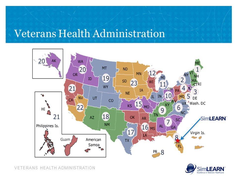VETERANS HEALTH ADMINISTRATION Veterans Health Administration