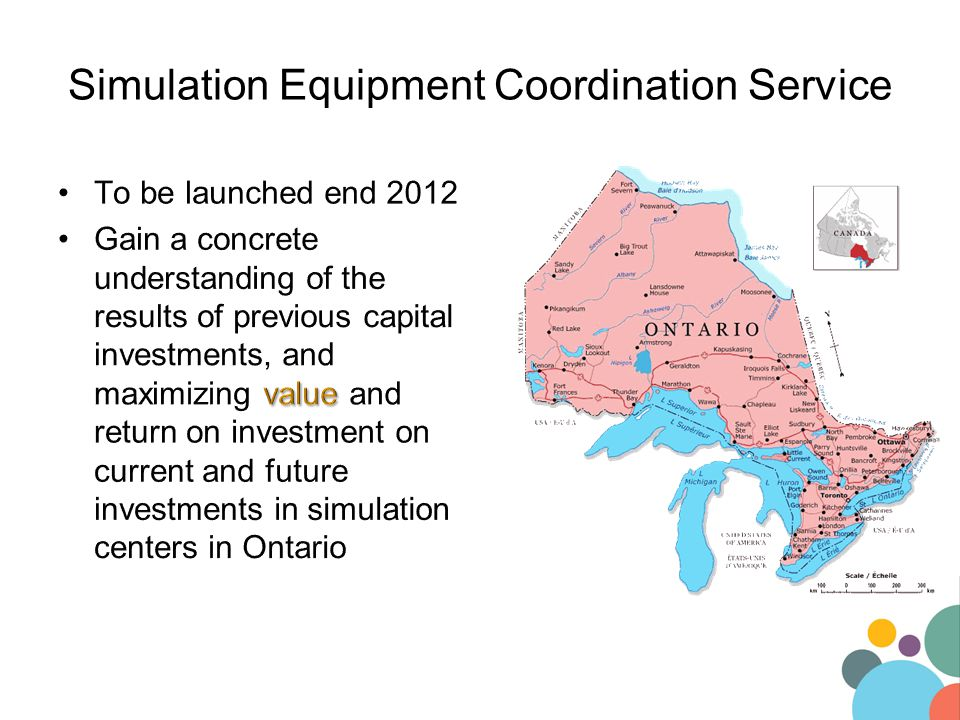 Simulation Equipment Coordination Service