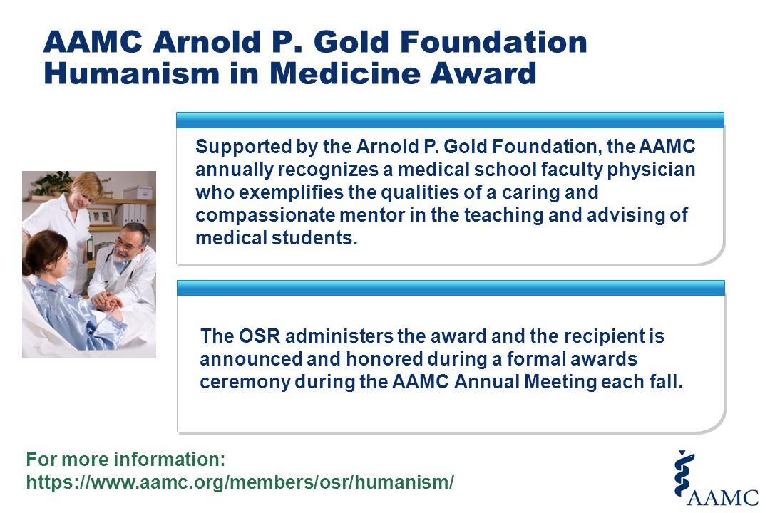 AAMC Arnold P.