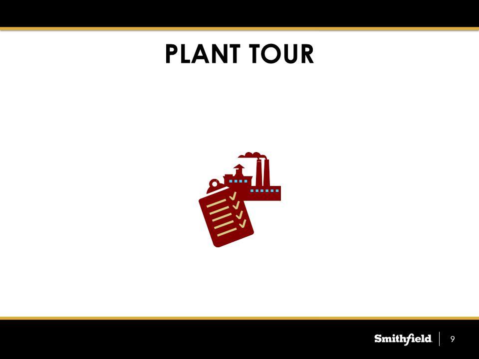 PLANT TOUR 9
