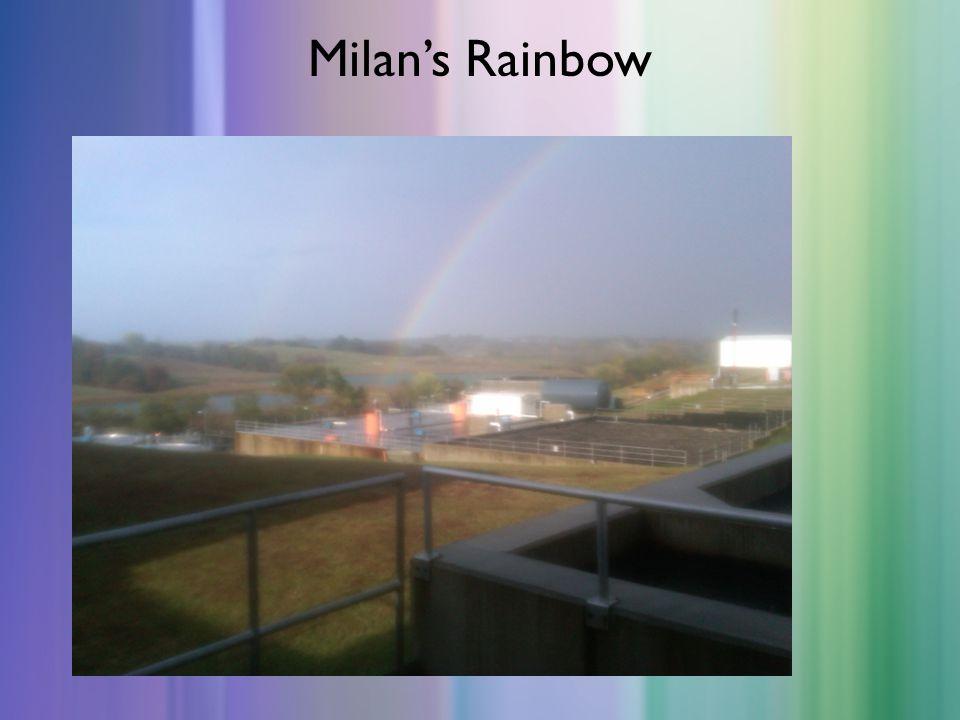 Milan's Rainbow