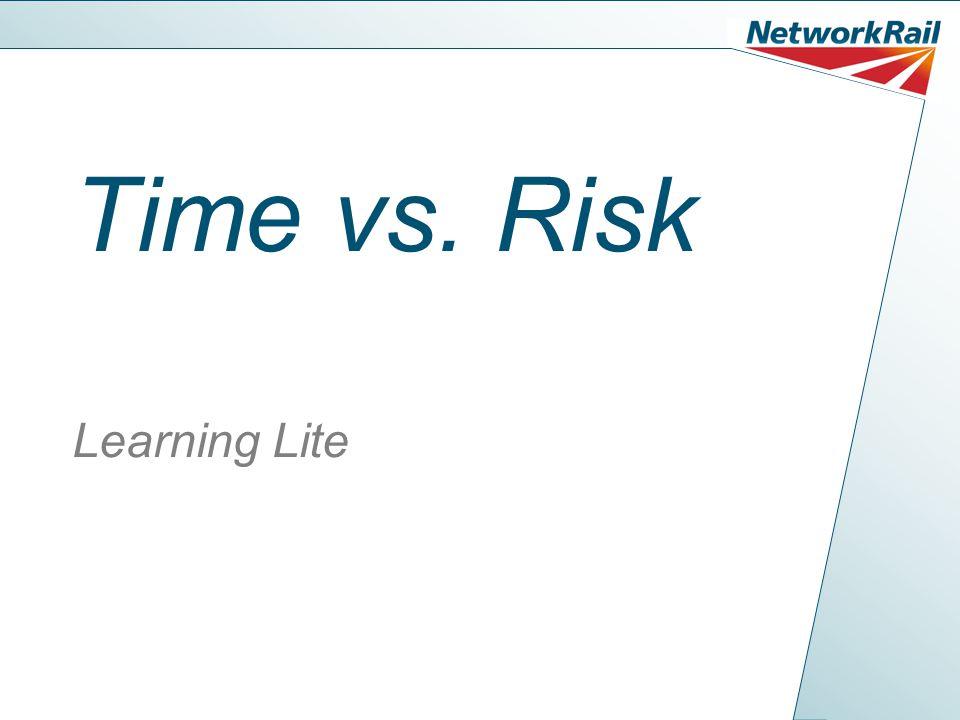 Time vs. Risk Learning Lite