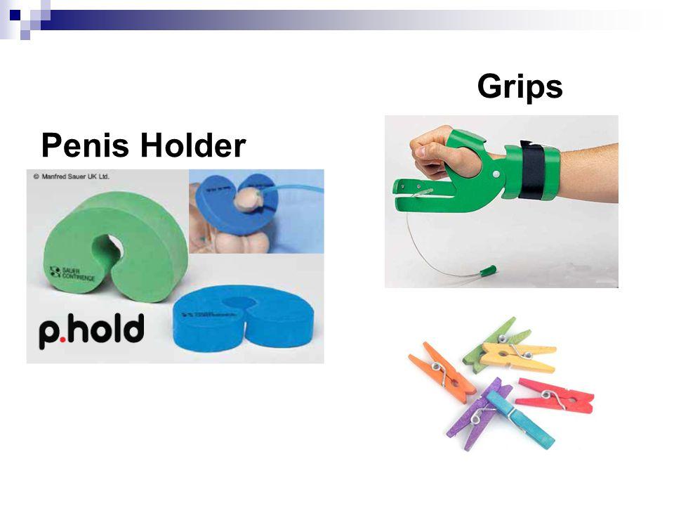 Penis Holder Grips