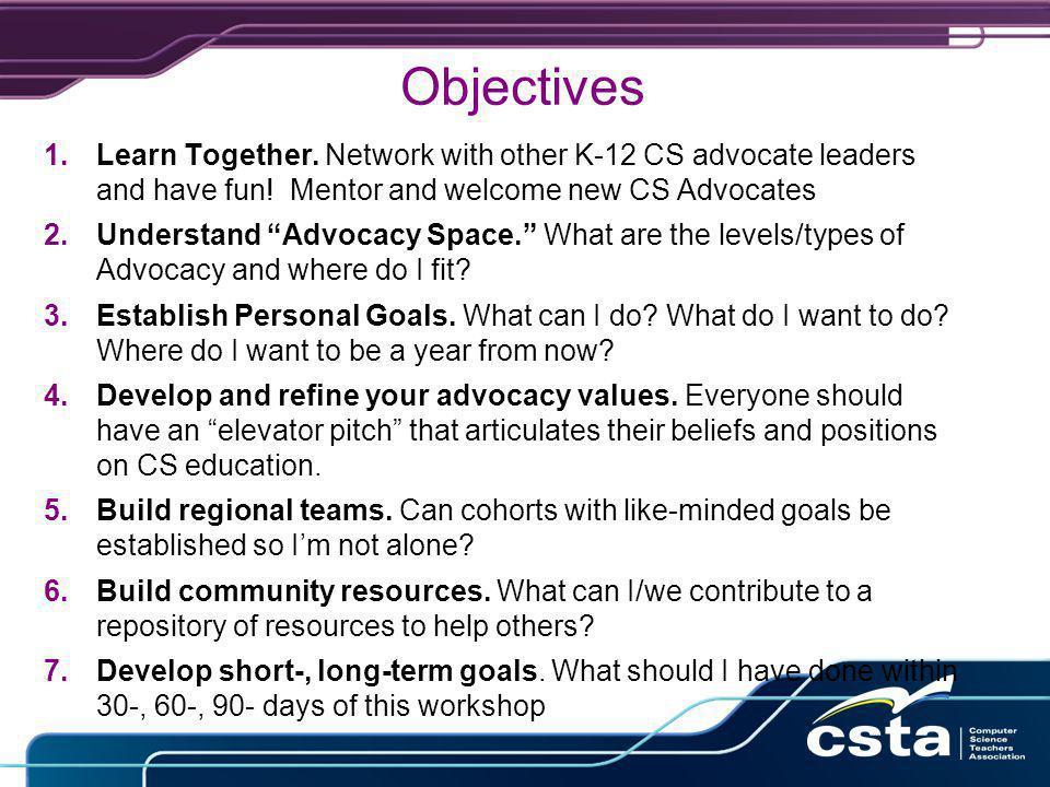 Teacher Advocacy Space Where are you?
