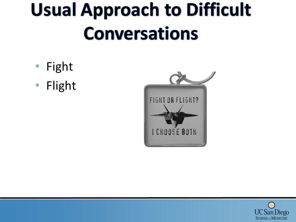 Fight Flight
