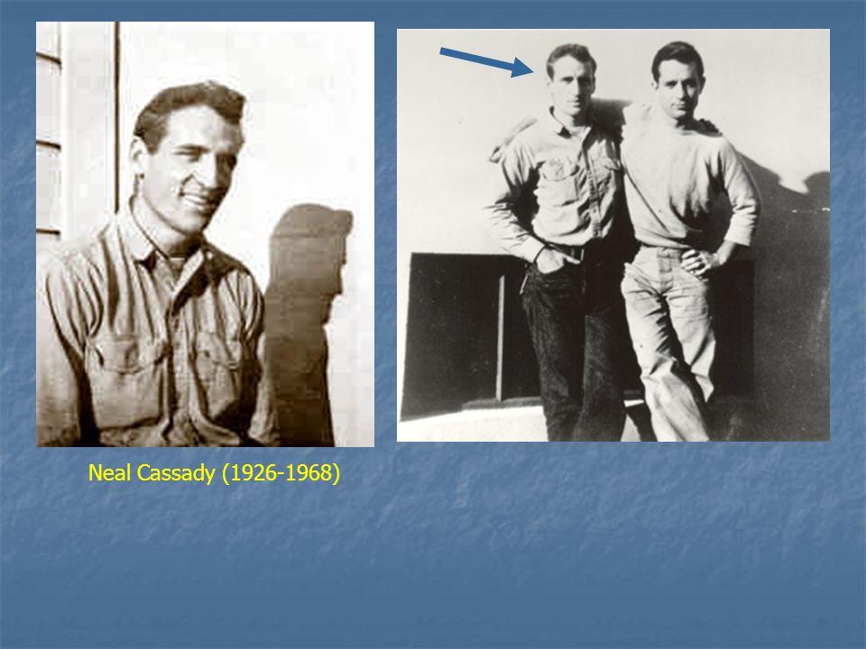 Neal Cassady (1926-1968)