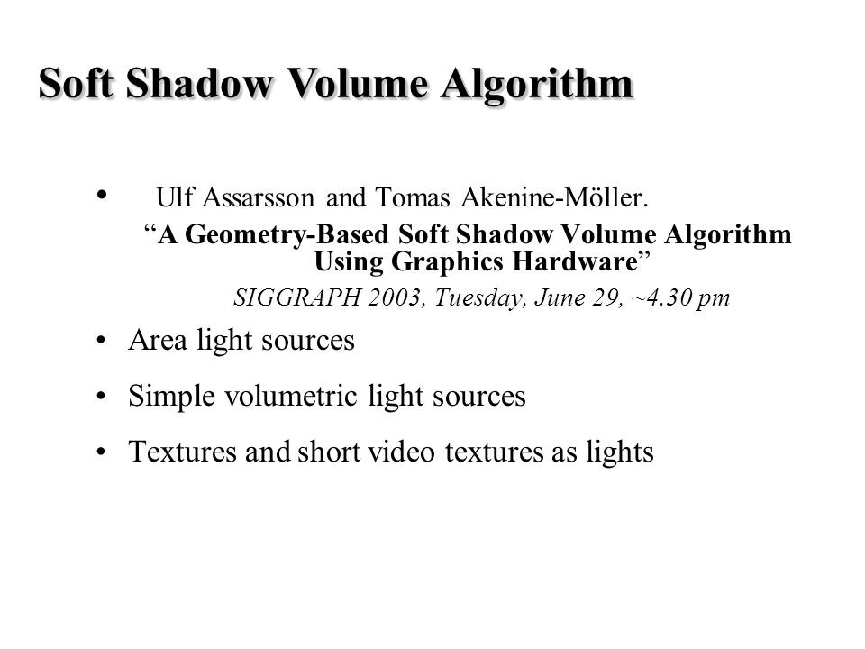 512 point lights Our algorithm 512 point lights Our algorithm QualityQuality