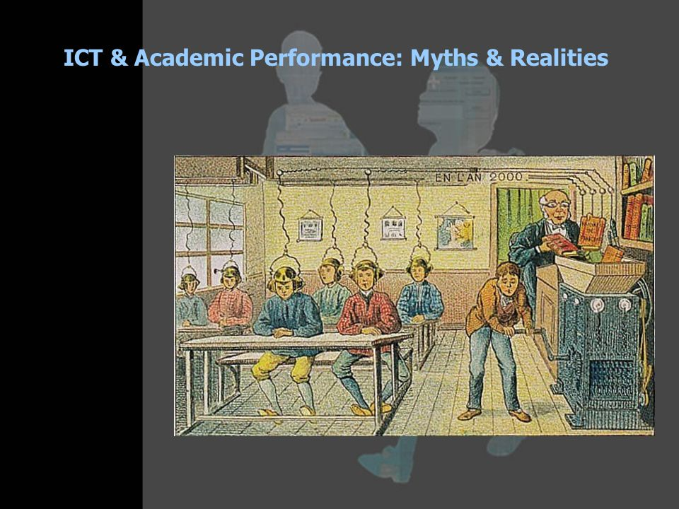 ICT & Academic Performance: A complex approach The point of view of young people Understanding digital inequality Exploring inequalities in the appropriation of ICT D eterministic debates Empirical Research