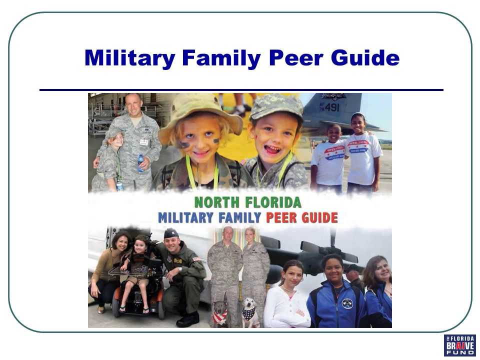 Military Family Peer Guide