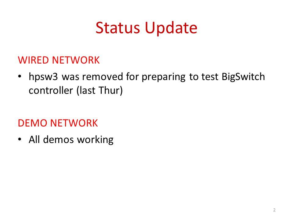Flow Setup Delay 33