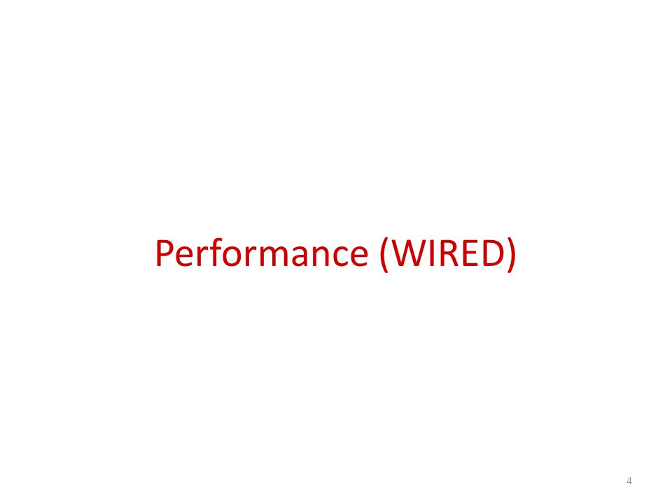 Performance (WIRED) 4