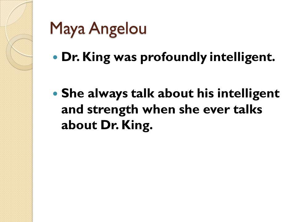 Maya Angelou Why Was Maya Angelou And Choice To Pick.