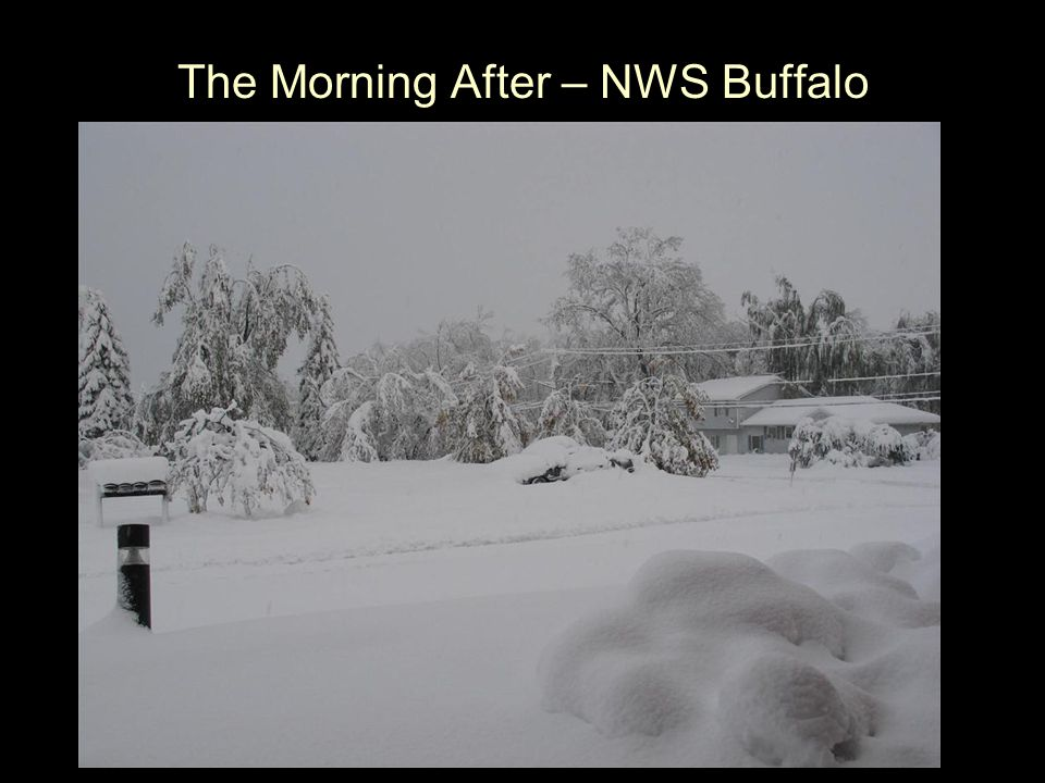 The Morning After – NWS Buffalo
