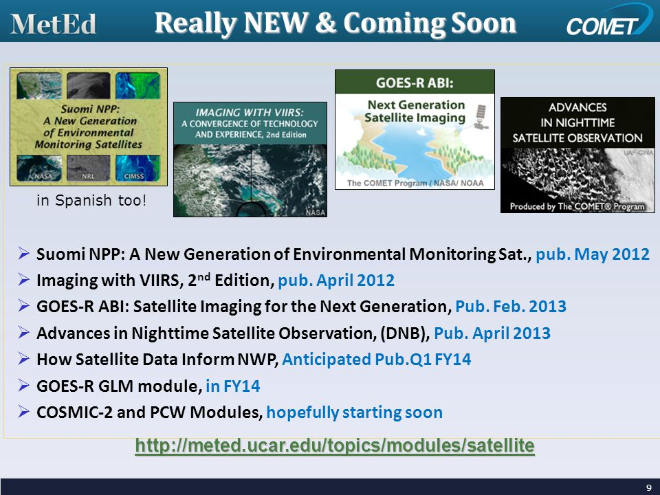  Suomi NPP: A New Generation of Environmental Monitoring Sat., pub.