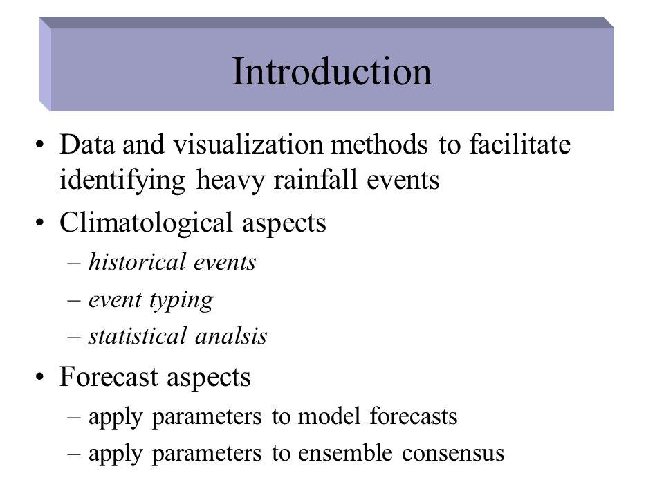 Forecast Applications anticipating record heat wave-Nov 1999