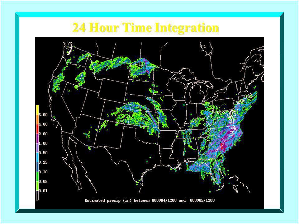 24 Hour Time Integration