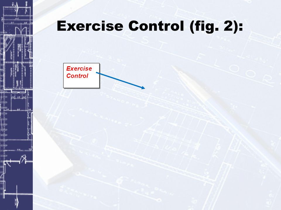 Exercise Control (fig. 2): Exercise Control