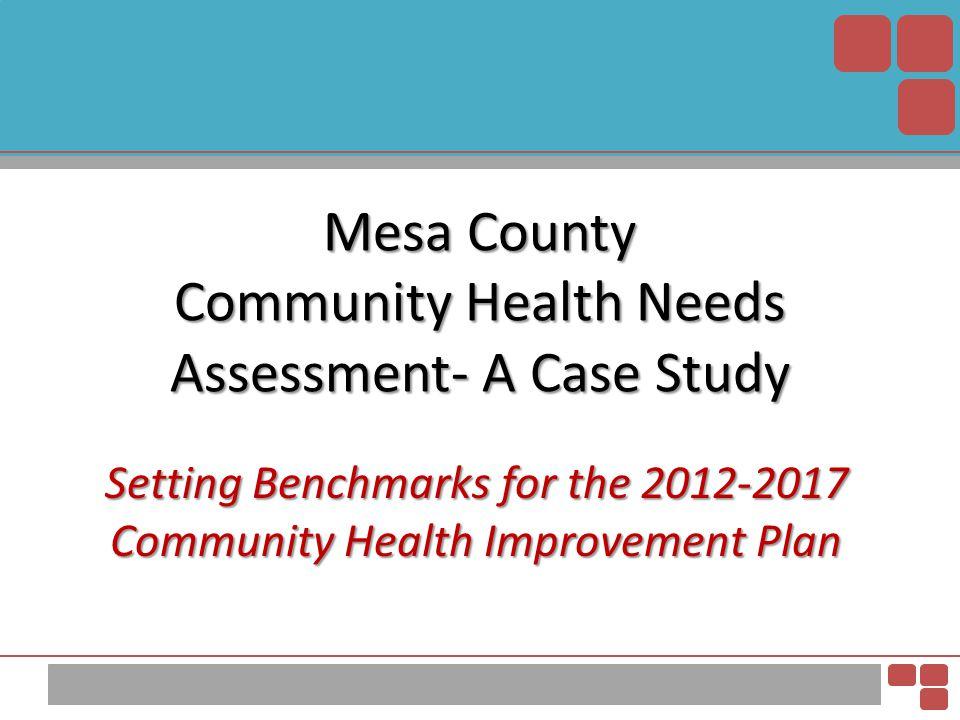 Creating a Community Health Improvement Model