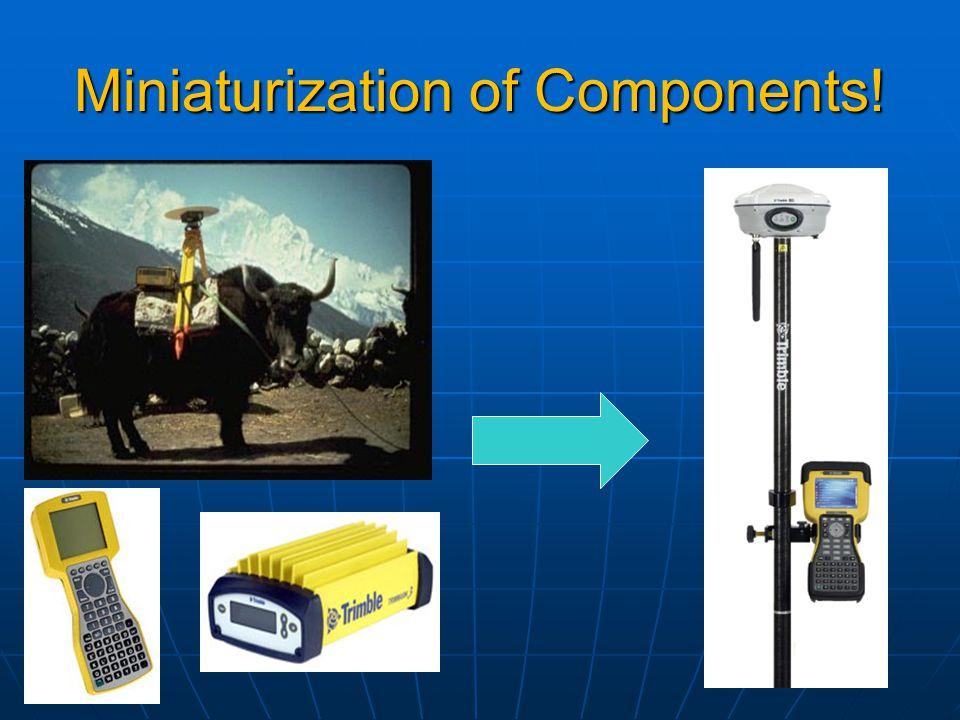 User Components of VRS