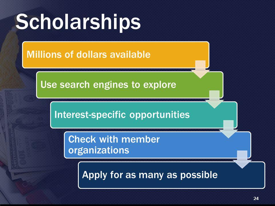 Scholarships 24