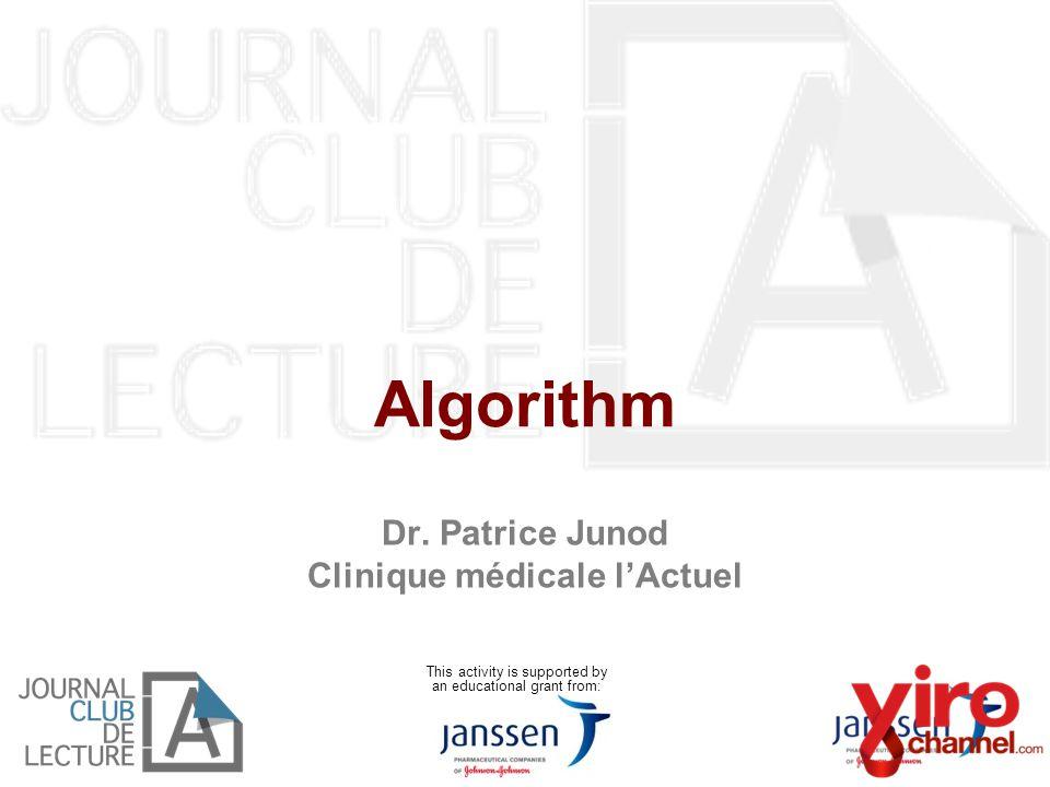Algorithm Dr.
