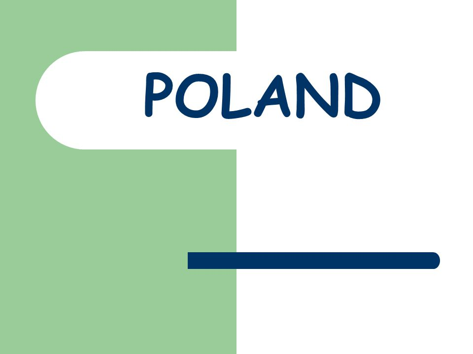 Poland, officially the Republic of Poland, is situated in Central Europe