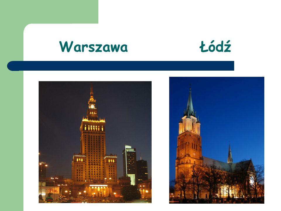 WarszawaŁódź