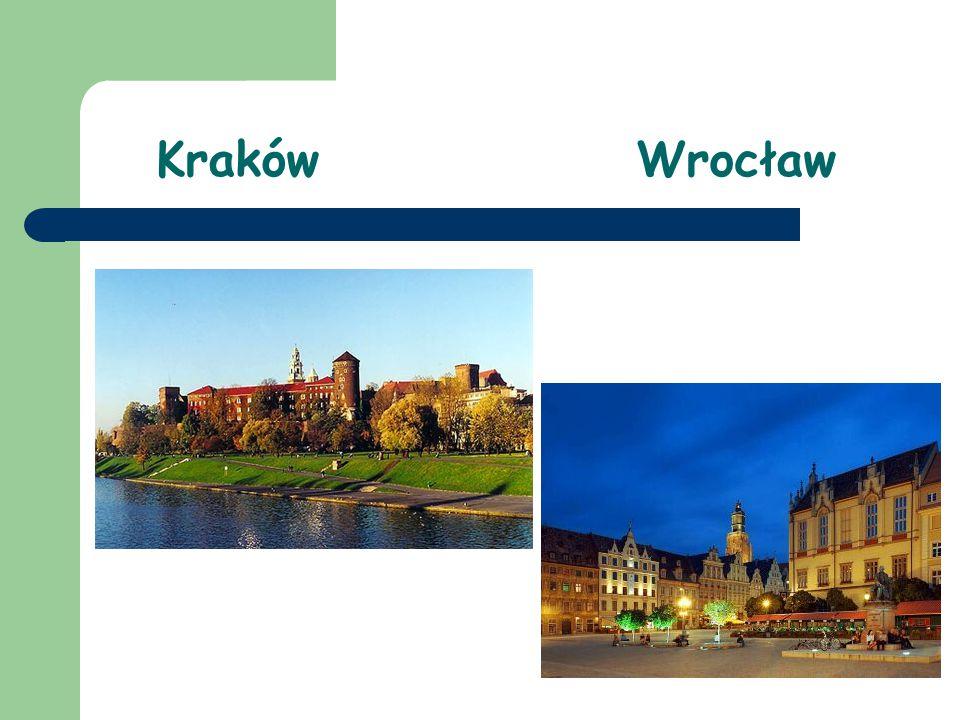 KrakówWrocław