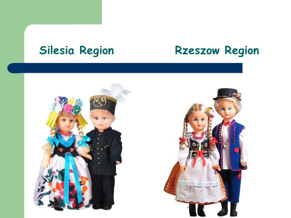 Silesia RegionRzeszow Region