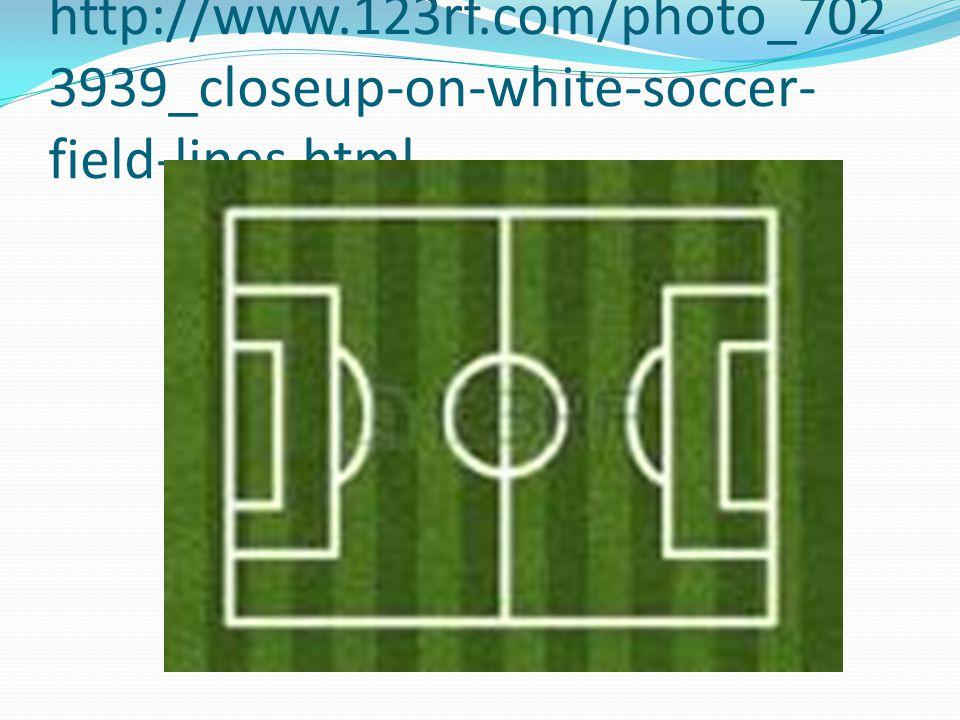 http://www.123rf.com/photo_702 3939_closeup-on-white-soccer- field-lines.html