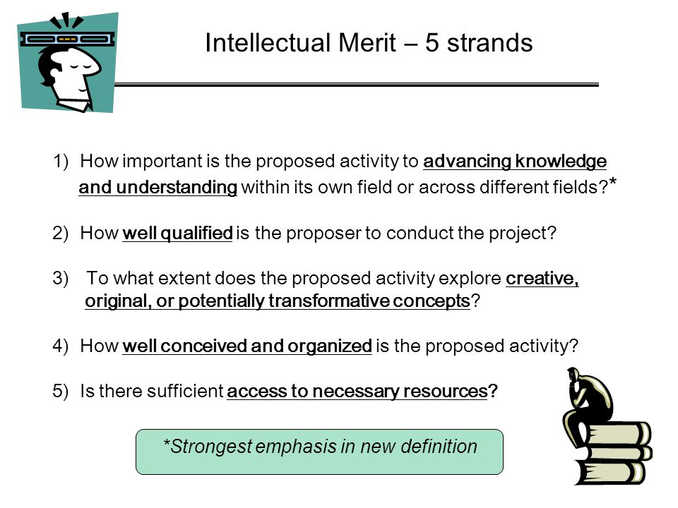 a) Document is neat, well organized and easy to read; b) A good fit; shows how project will achieve program goals; c) Provides fresh insight into an important problem; d) Writing communicates enthusiasm and commitment; e) Evidence the PI knows the field; f) Convincing preliminary data; g) Feasible work plan with appropriate budget What are the characteristics of a good proposal?