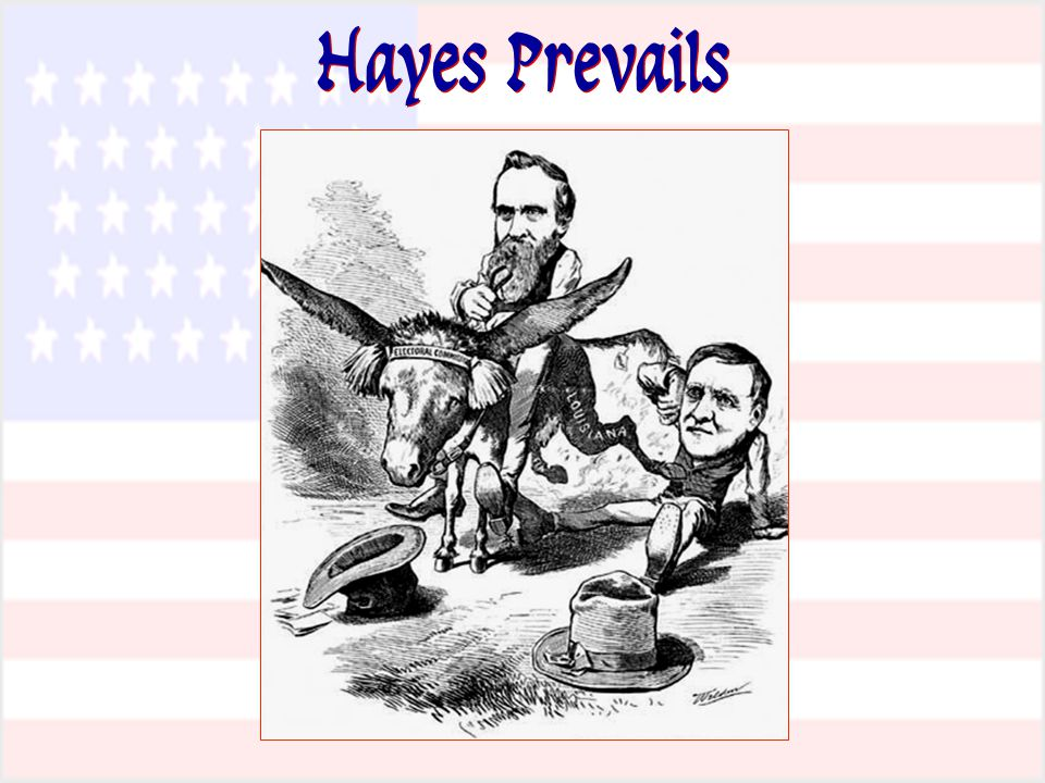 Hayes Prevails