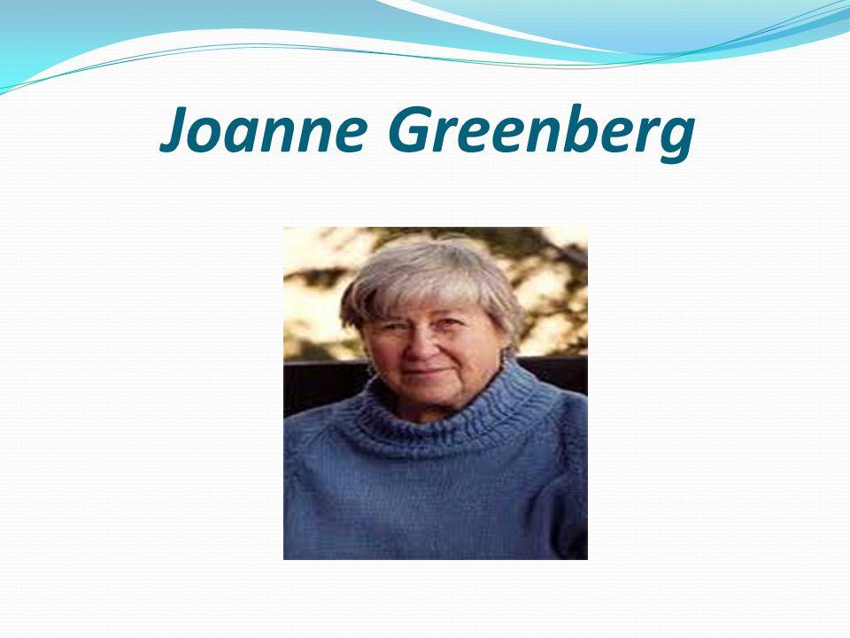 Joanne Greenberg