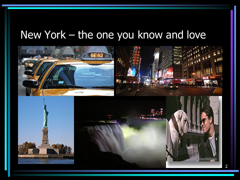 New York – the one you know and love 2